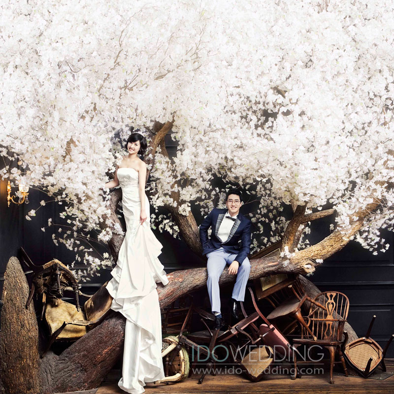 Wedding Korean Star: Korean Wedding Photo - IDO WEDDING