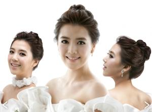 Korean Wedding, Korean Hair & Makeup, Korean Wedding Photo, Korean Concept Wedding Photography