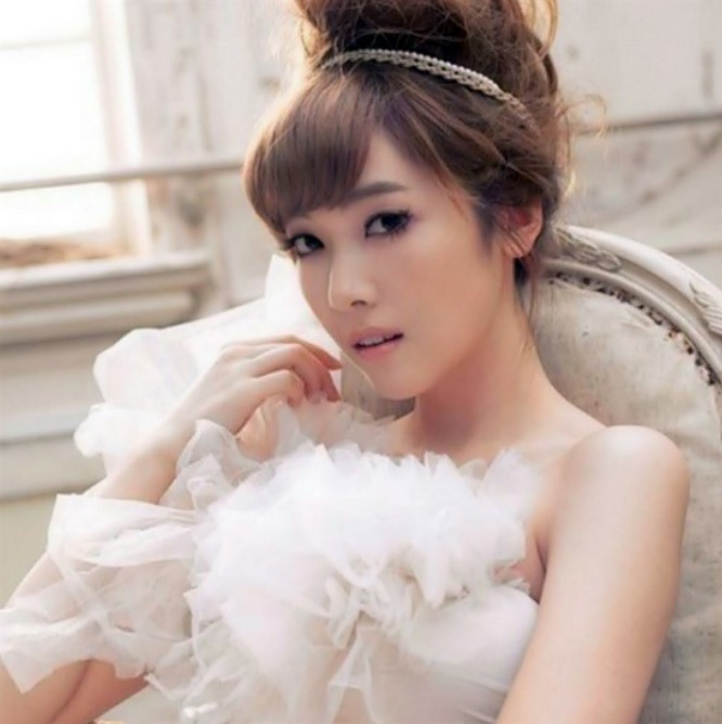 Korean Wedding Korean Hair Makeup Korean Wedding Photo Korean Concept