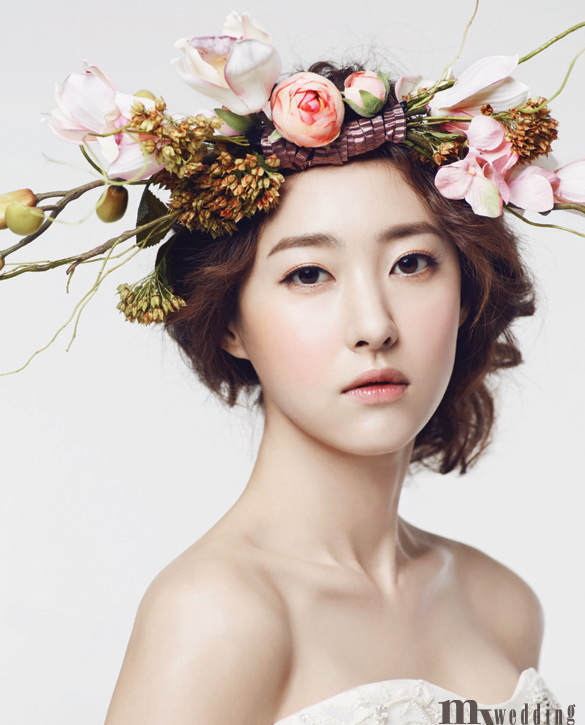 Korean Bridal Makeup | Newhairstylesformen2014.com