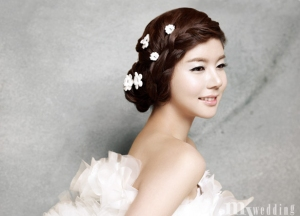 Korean Wedding. Korean Hair & Makeup. Korean Wedding Photo. Korean Concept Wedding Photography. IDOWEDDING
