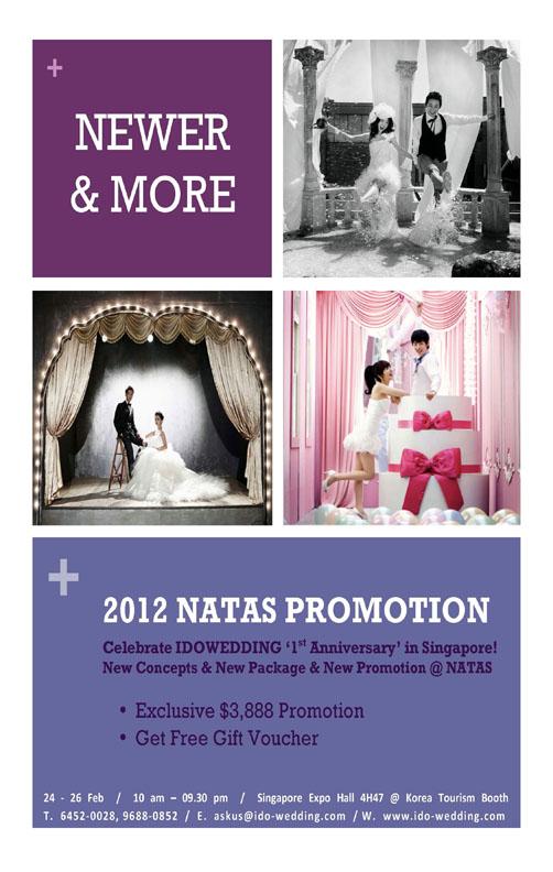 Natas Korean Wedding Photo Ido Wedding
