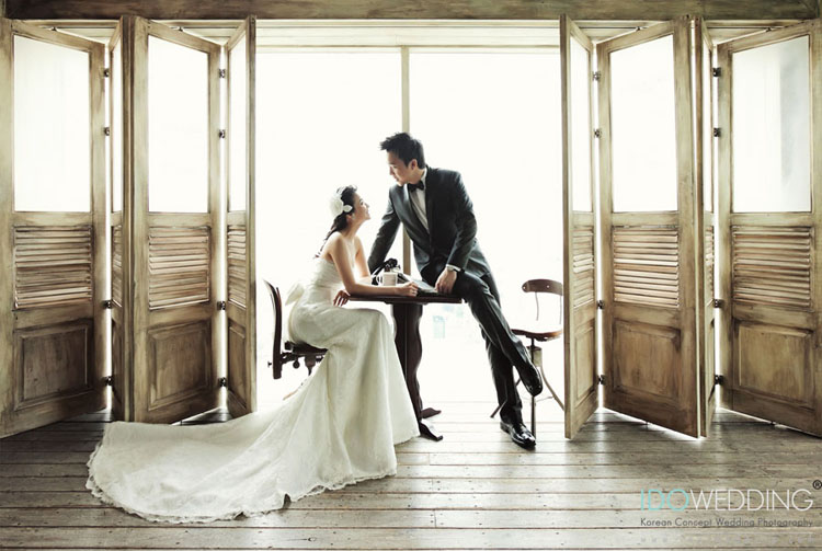 Korea Wedding, Korean Wedding Photo, Korean Wedding Photography, Korean Pre-wedding Photo, Korean Concept Wedding Photography, We got married, Singapore Wedding Photography, IDOWEDDING
