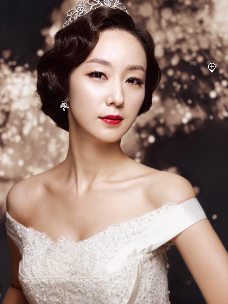 Images Korean Wedding Make Up : Gallery For > Korean Wedding Makeup Style
