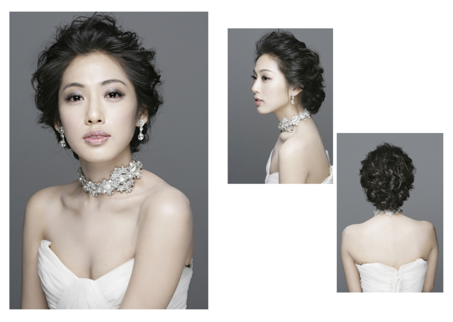 Korea Wedding, Korean Hair, Korean Makeup, Korean Wedding Photo, Korean Concept Wedding Photography