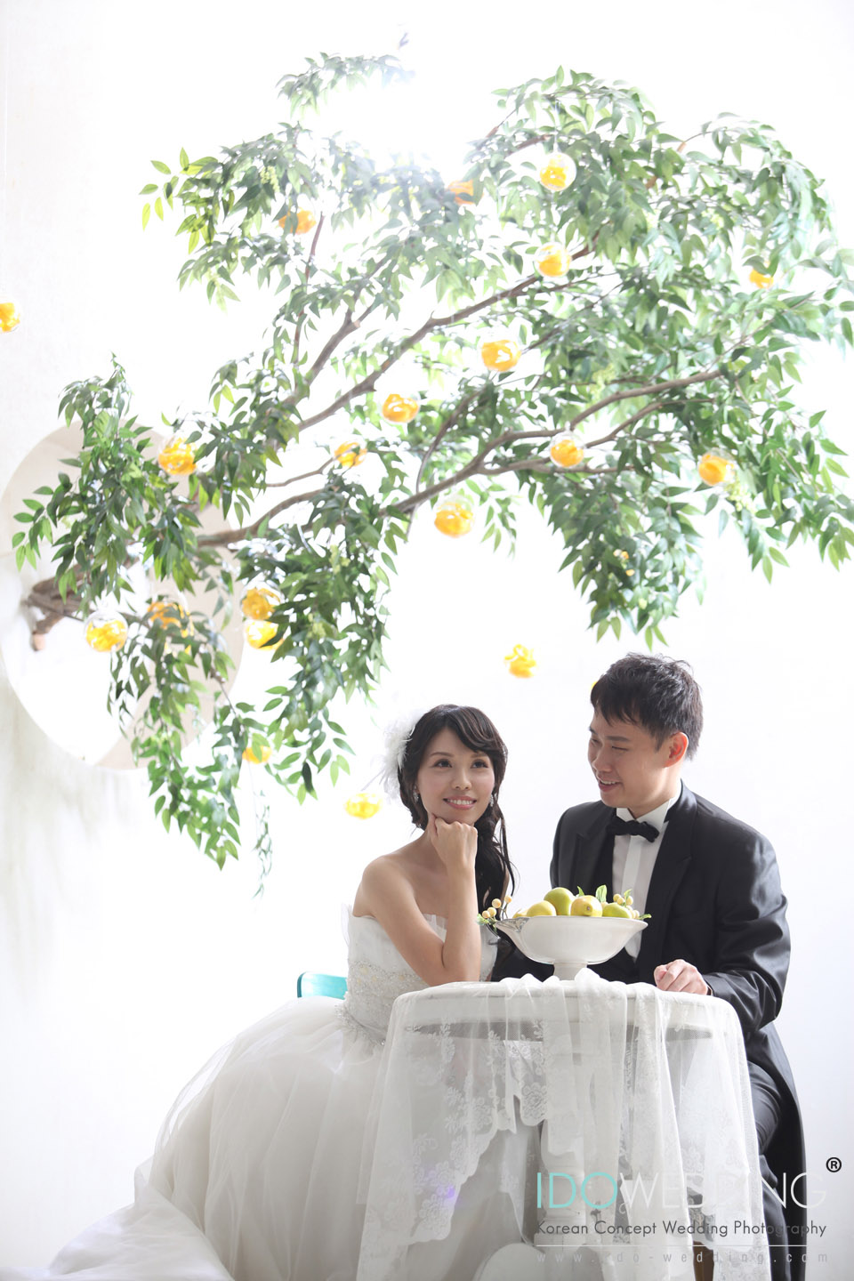 Korean Wedding Photo Ido Wedding Page