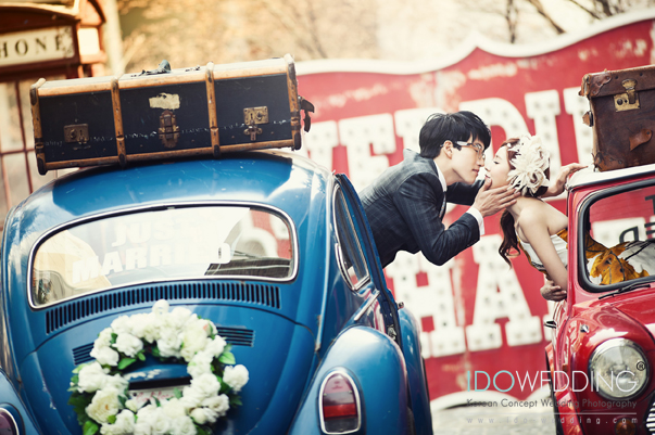Korean Wedding Photo - IDOWEDDING