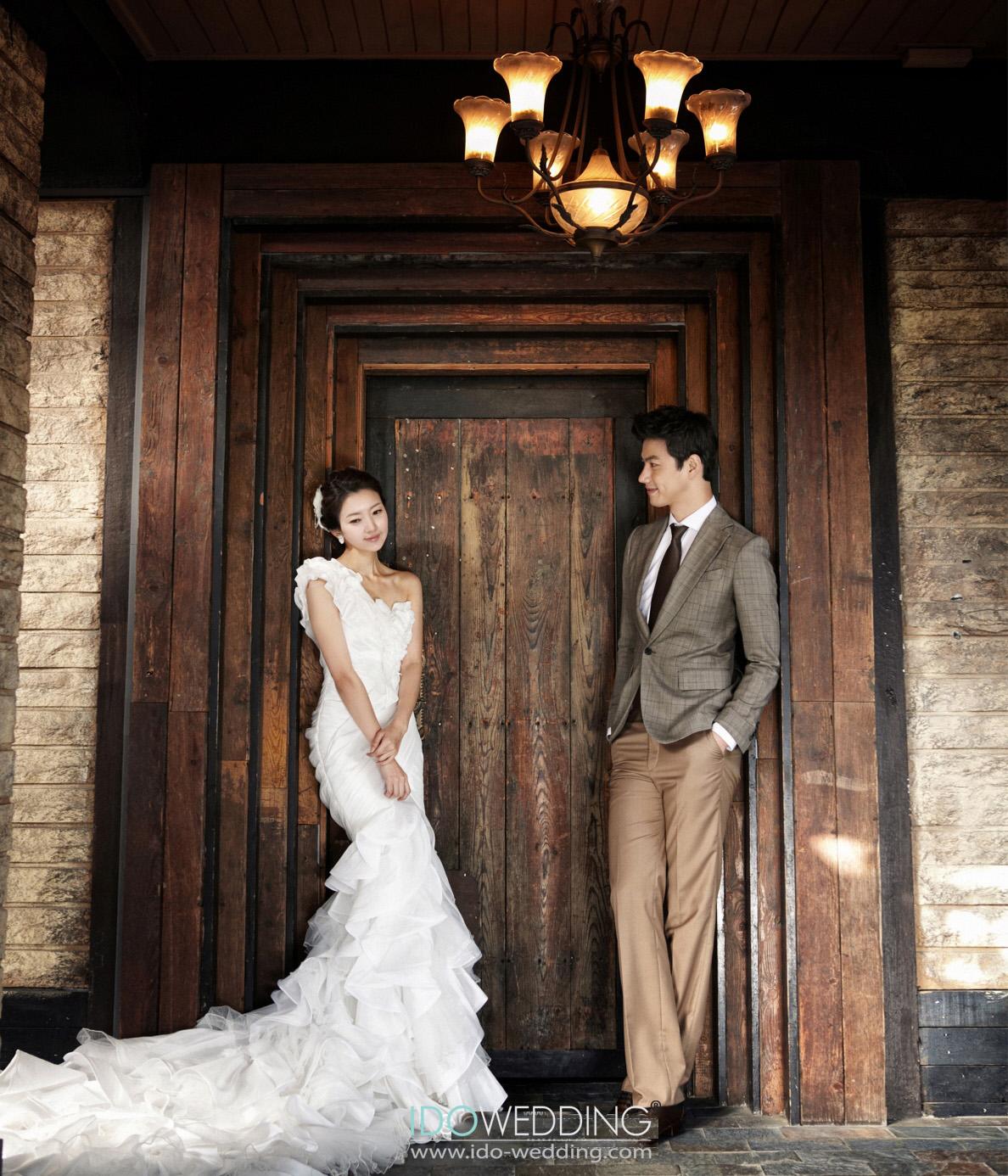 Pre-wedding Photography In Korea 2012