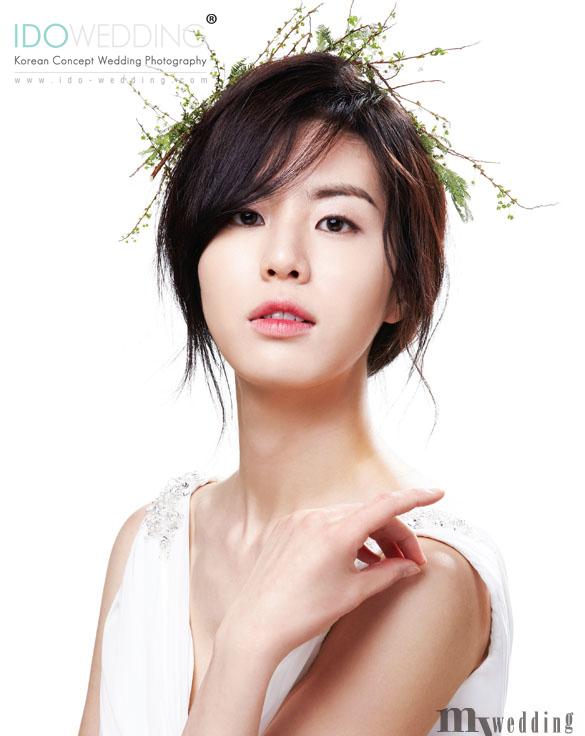 Makeup Wedding Korean Style : Bridal Collection Korean Wedding Photo - IDO WEDDING ...