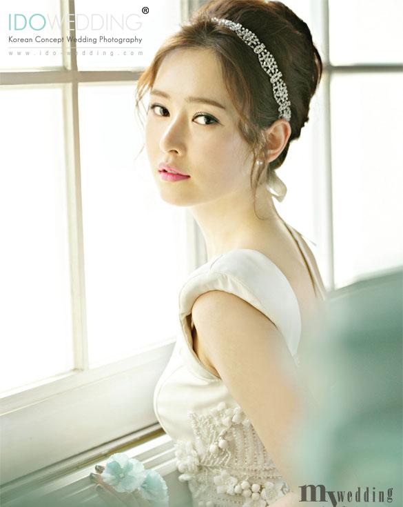 Images Korean Wedding Make Up : Korean Wedding Hair Makeup Korean Wedding Photo Ido ...