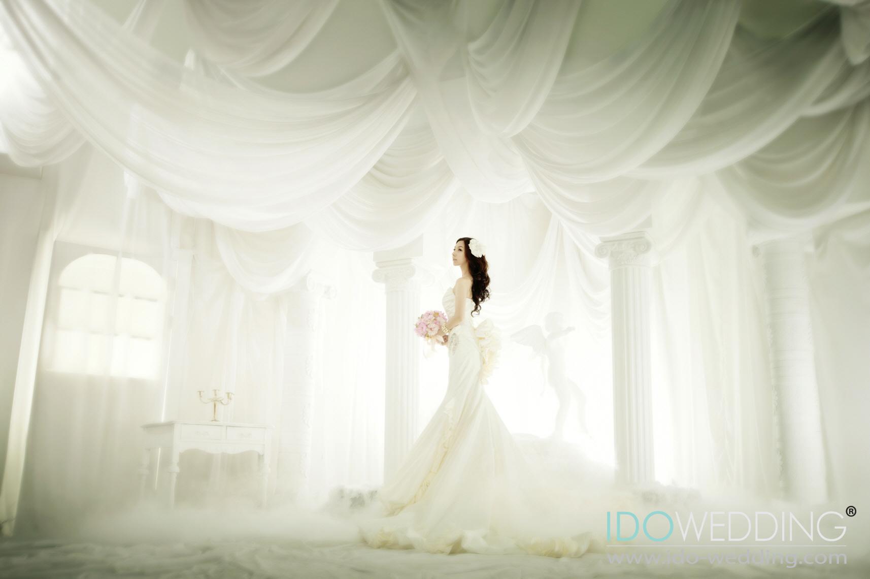 Korean Wedding Photo Iln008
