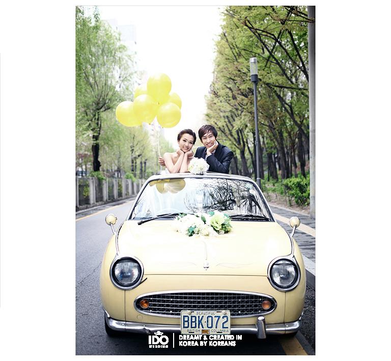 Korean Wedding Photo - IDO