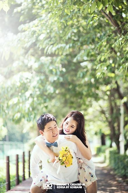 Korea Pre-wedding Photo Studio PW03_GBR (Outdoor)