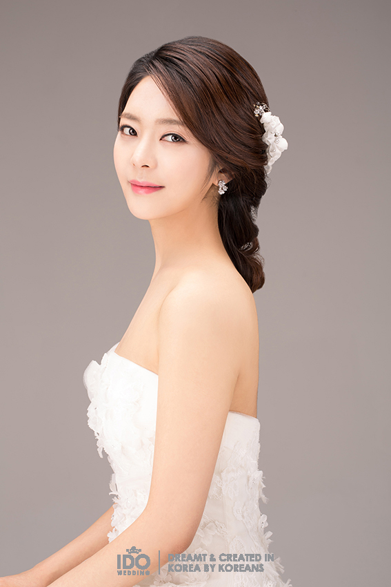 Korean Wedding Photo Hair Amp Makeup Style Korean