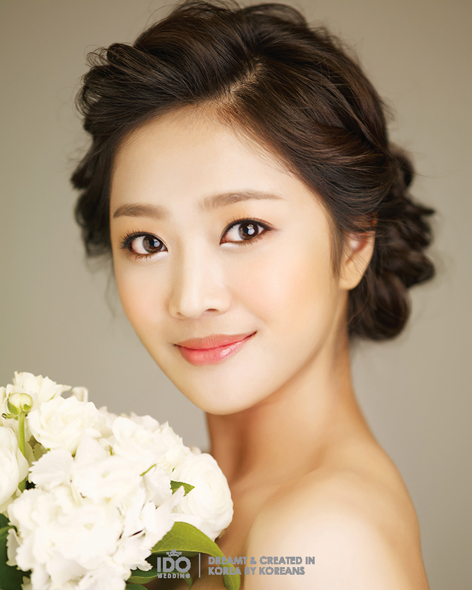 Wedding Hairstyle Asian: Gallery_Korean Hair & Make-up Styling