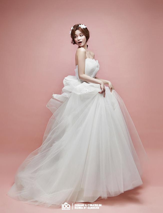 Korean Wedding Gown / Dress | Korean Wedding Photo - IDO WEDDING ...