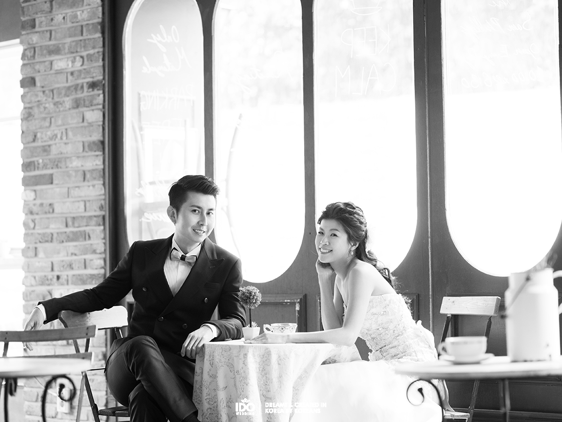 travel revolution   Korean Wedding Photo - IDO WEDDING
