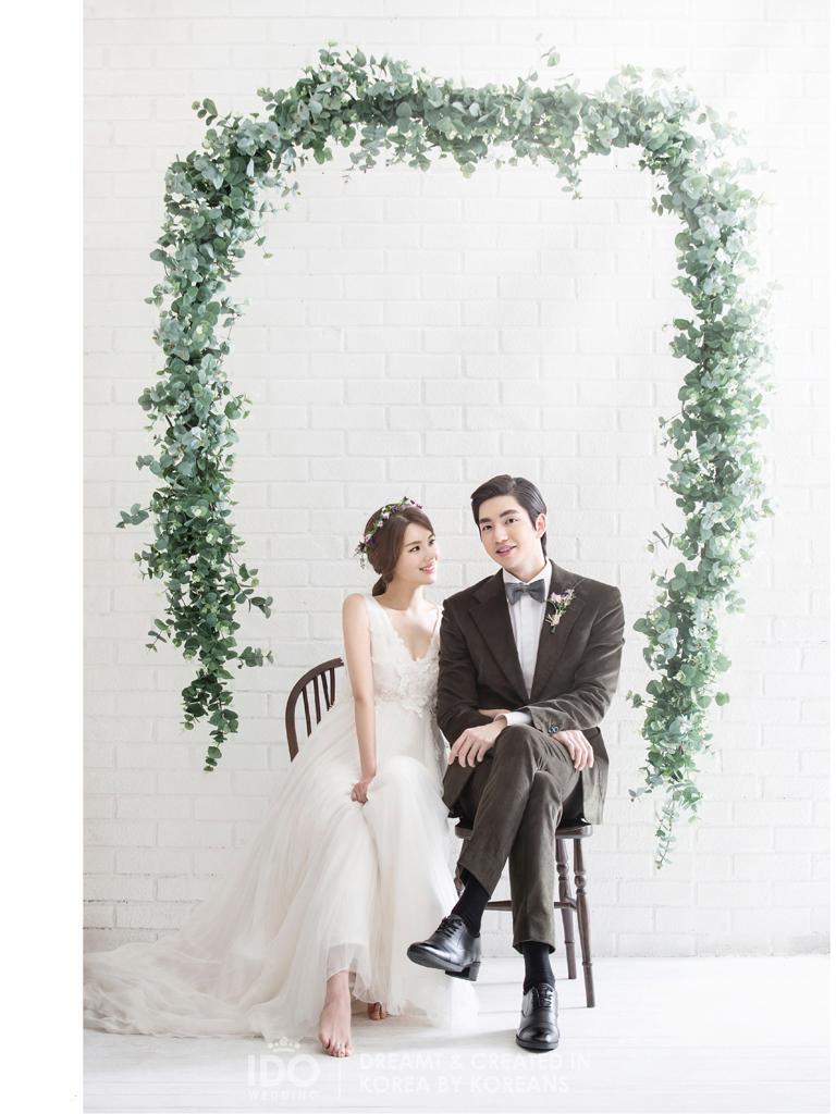 KOREA PRE-WEDDING PHOTO STUDIO SS24 | Korean Wedding Photo - IDO WEDDING
