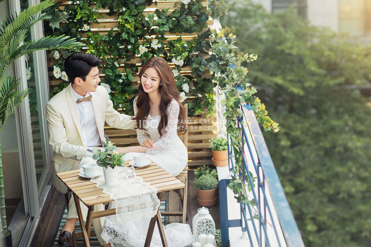 KOREA PRE-WEDDING PHOTO STUDIO SS57