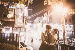 koreanpreweddingphotography_idowedding 홍대 야간 03
